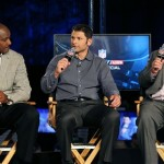 Brian Westbrook, Wayne Chrebet, Jason Smith